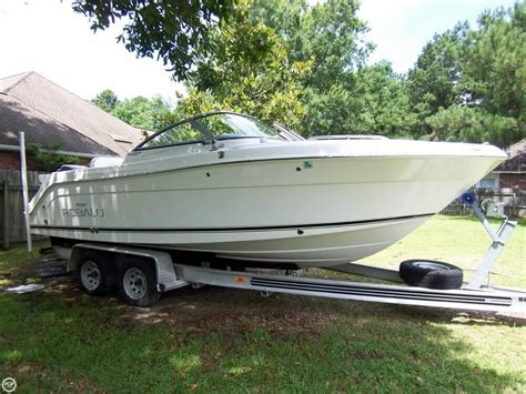 robalo boats dual console 2007 used robalo 227 dual console bowrider boat for sale