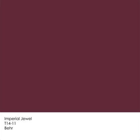grand colors imperial is a garnet that will add a dash of drama by