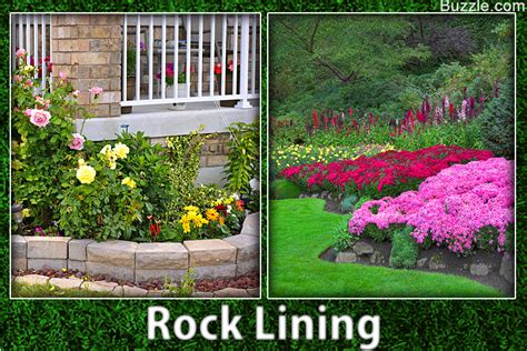 garden flower bed edging colorful flower bed border attractive flower bed edging ideas