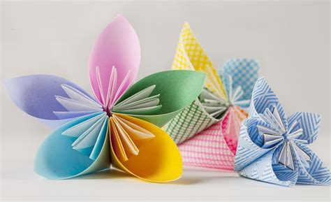 Arts And Crafts Out Of Paper - 10 best images of and craft paper flowers how to