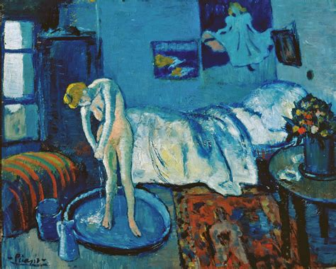picasso bathtub picasso looks at degas by sarah lees articles