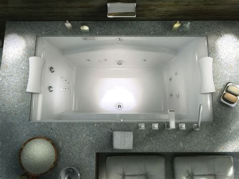 bathtub undermount 1000 ideas about two person tub on pinterest whirlpool