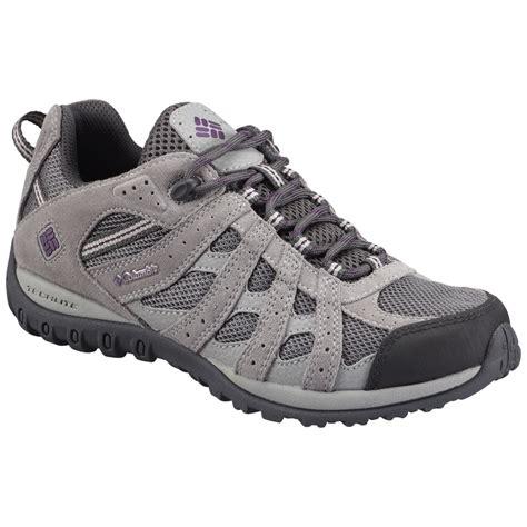 columbia s redmond waterproof hiking shoe