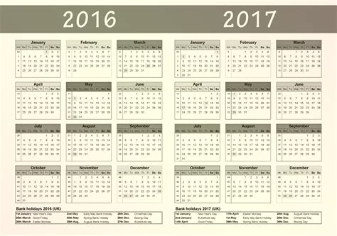 printable calendar uk 2016 2016 2017 calendar 2017 calendar printable for free