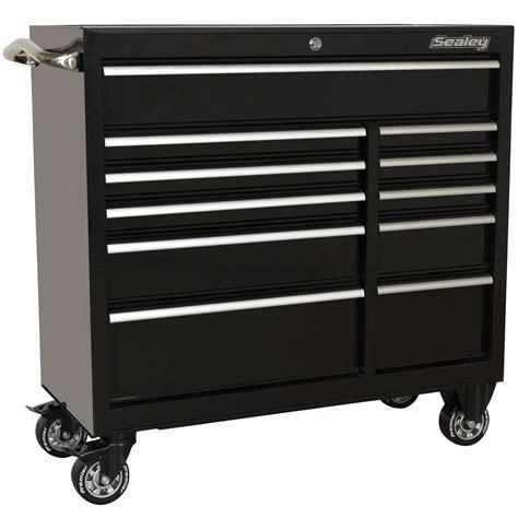 Heavy Duty Drawers Storage by Sealey Heavy Duty Tool Storage Rollcab 11 Drawer