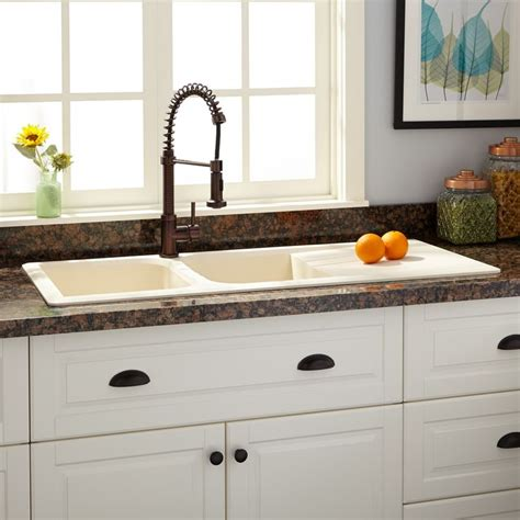 cream kitchen sink 17 best ideas about drop in kitchen sink on pinterest