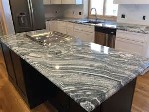 Do you like your viscont white granite counters