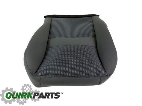 2007 dodge ram factory seat covers 2007 2008 dodge ram 1500 front left driver side bottom