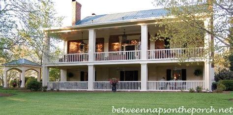double porch house plans porch designs ideas build a two story porch or double porch