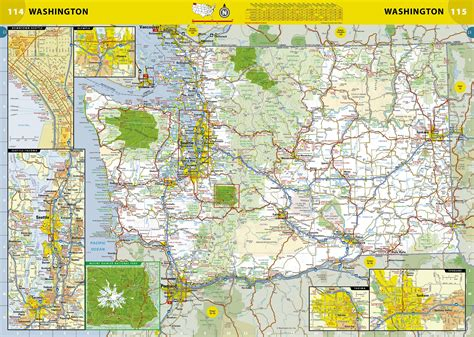 us road map amazon nat geo road atlas amazon