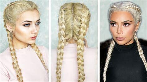 Top 10 Cutest Dutch Braid Hairstyles For Girls   Reckon Talk