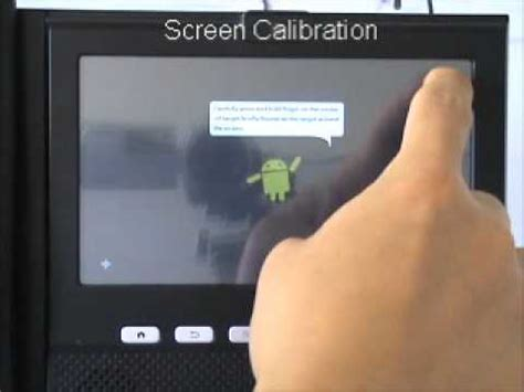calibration touch screen apk screen calibration