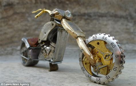 Sepeda Anak Uk 40 go sepeda motor terbuat dari arloji