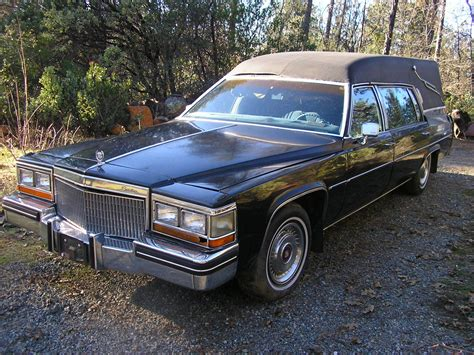 cadillac hearse superior coach  sale