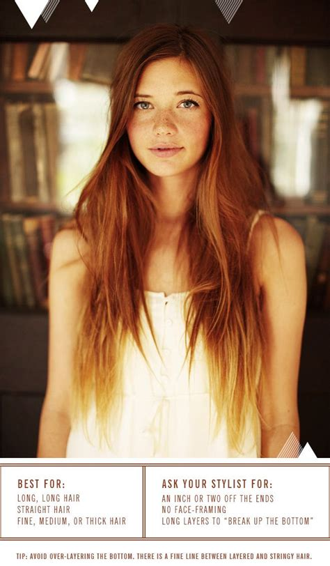 haircut styles for stringy tangly hair haircut for long straight hair aka what my hair does