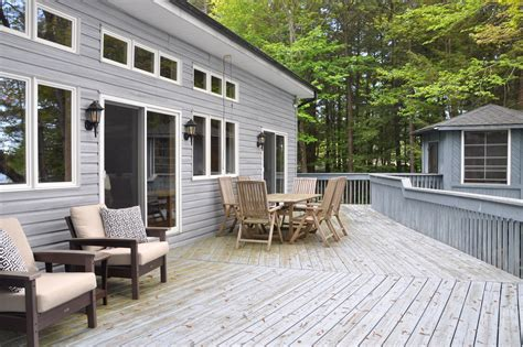 Gibson Lake Cottage Rental cottage 266 for rent on gibson lake near bala in district