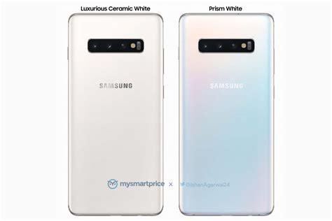 Samsung Galaxy S10 White by C Est De La C 233 Ramique C Est Blanc Mais Ce N Est Pas Un Wc C Est Juste La Galaxy S10 Version