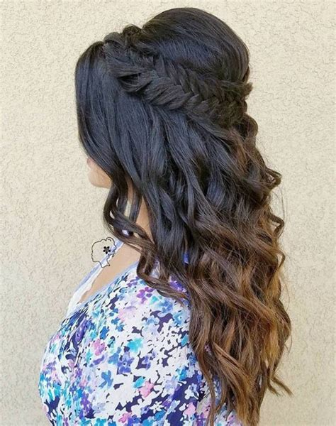 Hairstyles For Damas by Quinceanera Damas Hairstyles Quinceanera Hairstyles