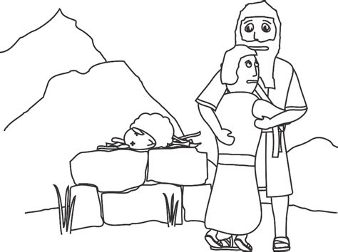 bible coloring pages abraham and sarah free coloring pages of abraham and sarah with