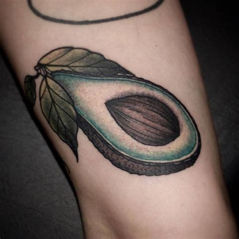 avocado tattoo 94 best ink images on avocado avocado