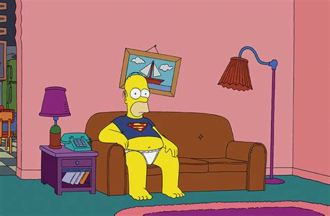 I M The Coach sofa sofa top 10 simpsons gags you
