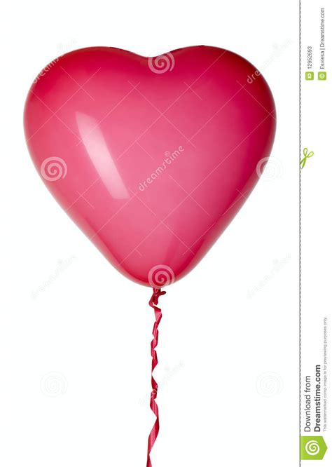 String Balloons - balloon with string for decoration stock photos