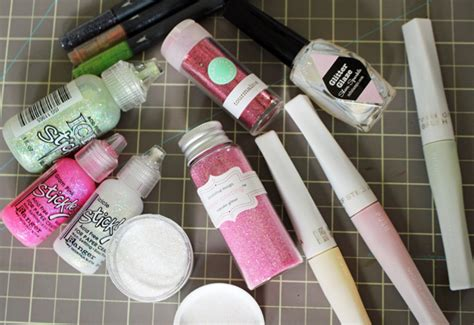What Type Of Paper Is Used To Make Money - types of glitter for card other crafts