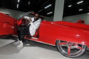 rick ross new cars dub magazine rick ross new car king