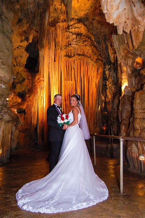 Wedding Of The by Get Married In Bridal Cave
