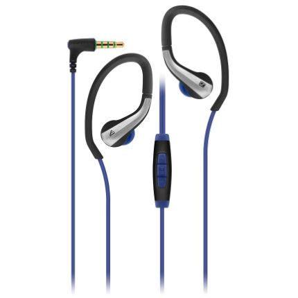 Earphone Sporty High Quality Sennheiser Ocx685i Adidas Sports wiggle adidas sennheiser ocx 685i sports clip on earphones audio equipment