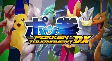 Nintendo Switch Pokken Tournament Dx look pokken tournament dx for the nintendo switch