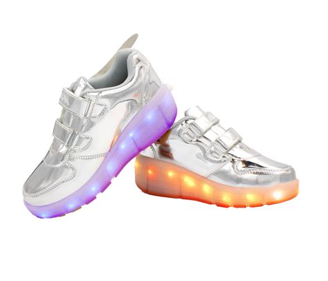 galaxy shoes light up galaxy led shoes light up usb charging rolling wings kids
