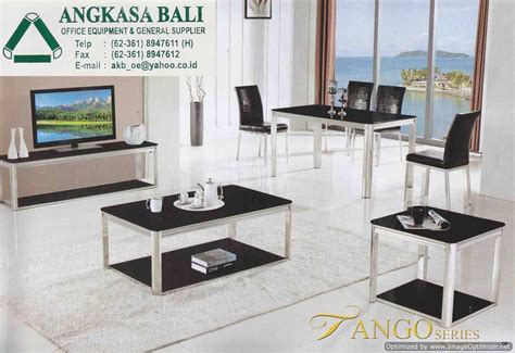 Meja Makan Di Bali angkasa bali furniture distributor alat kantor jual kursi