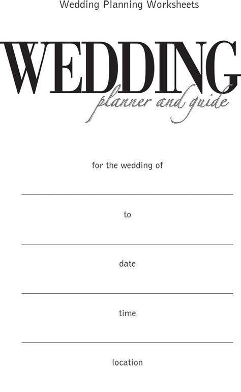 Wedding Guide Checklist Free by Wedding Planning Checklist For Free Tidyform