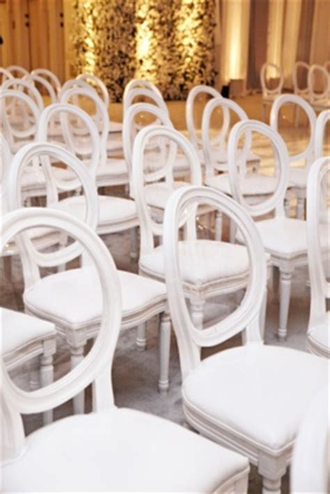 Modern Wedding Chairs by Modern Black White Chicago Wedding With Hints Of Pink