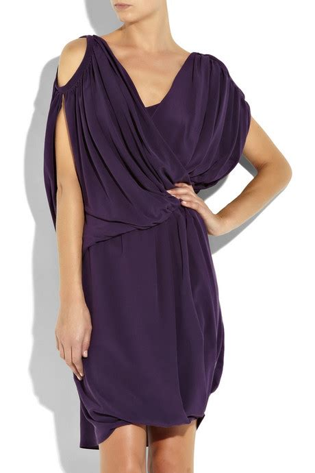 draped dress herchekshmerchek draped dresses