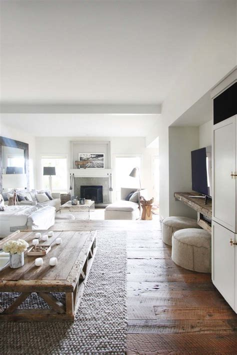 Interiors Home Decor by Modern House With An Organic Feel In Carolina