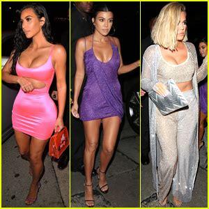 kim kardashian kylie jenner birthday 2018 kourtney kardashian photos news and videos just jared