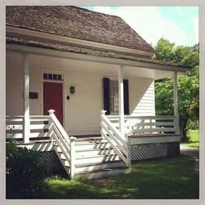 porch railing home