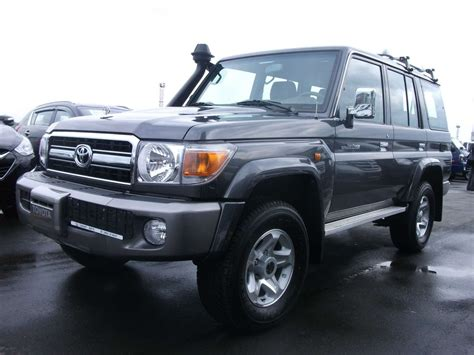 Toyota Land Cruiser Used Used 2012 Toyota Land Cruiser Photos 4200cc Diesel