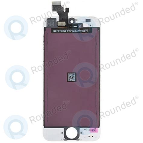 Lcd Apple Iphone 5 apple iphone 5 lcd display with digitizer white