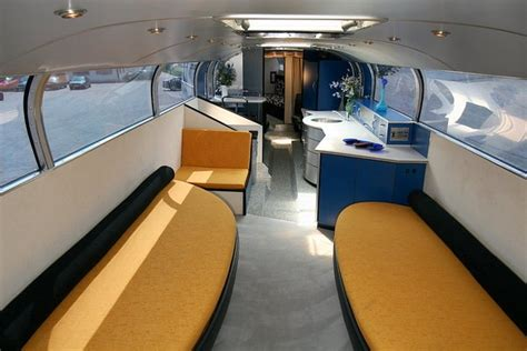 the most biggest rv in the world the largest rv motorhome in the world interior 2nd floor