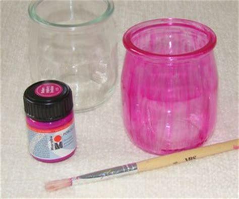 un photophore avec un pot de yaourt and co