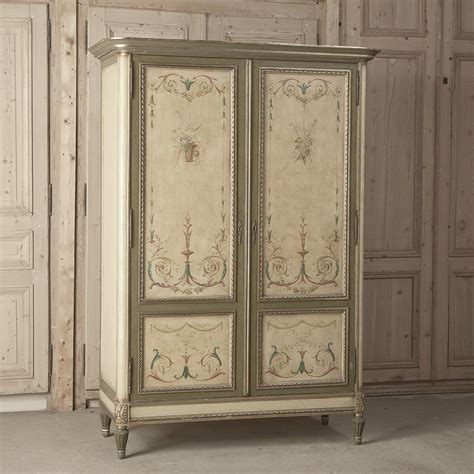 painted armoire images 19th century french painted armoire inessa stewart s
