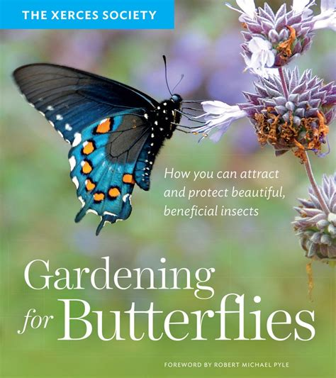 book review gardening for butterflies by the xerces - Gardening For Butterflies