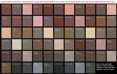 cement colors douglas and sturgess cement color mc 12 sweet 16 clay