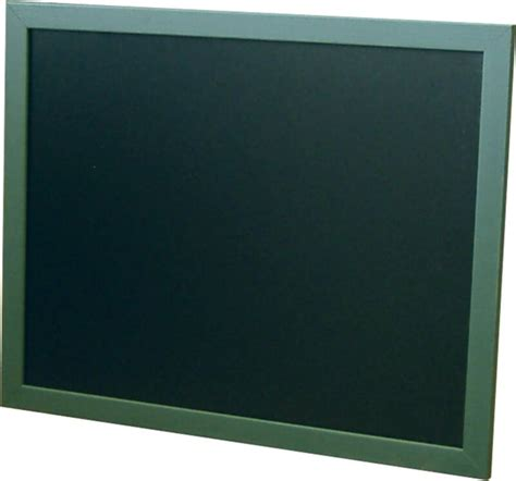 chalkboard paint green chalkboards with painted 1 5 inch frames by billyboards