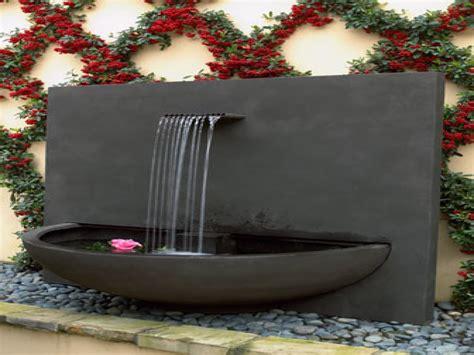 outdoor wall fountains water door entrance water