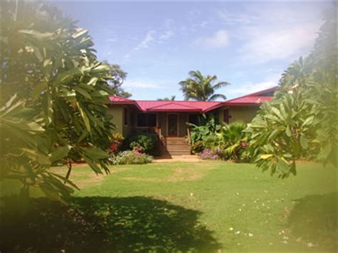 molokai house accommodations molokai vacation rentals