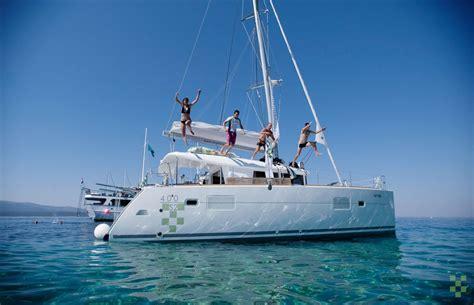 catamaran cruise in croatia catamaran lagoon 400 s2 kiteboarding cruise croatia